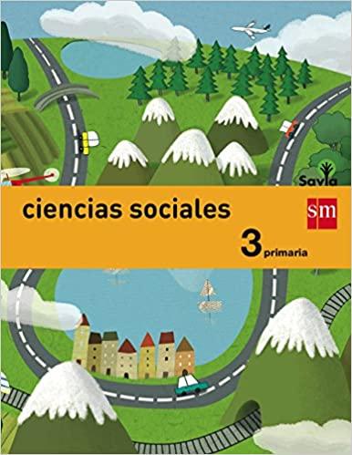 Savia. Ciencias Sociales. 3 Primaria