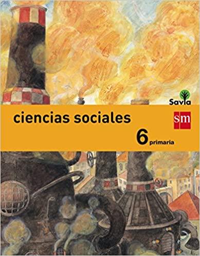 Savia. Ciencias Sociales. 6 Primaria