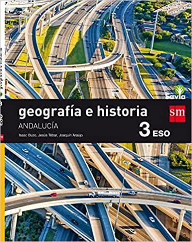 Savia. Geografía e Historia. 3º de la Eso. Andalucía
