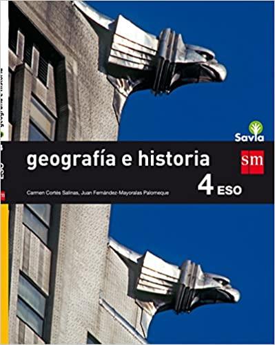Savia. Geografía e Historia. 4º de la Eso