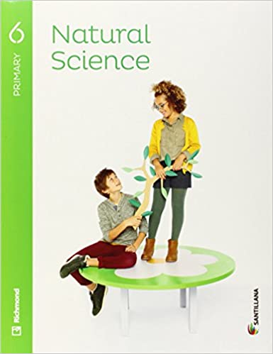 Student's Book. Natural Science. 6 Primary