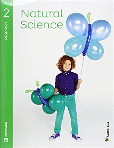 Student's Book. 2 Primary. Natural Science