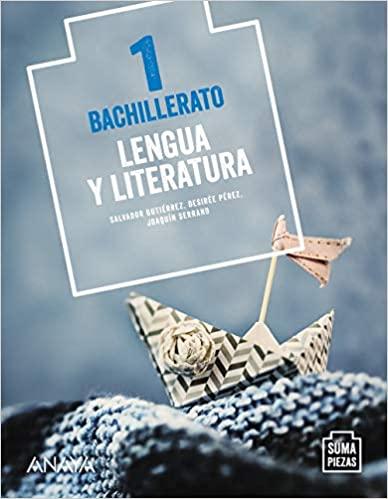 Suma Piezas. Lengua y Literatura. 1º de Bachillerato
