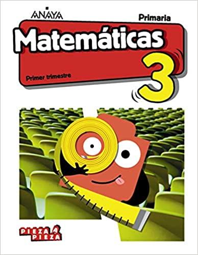 Taller de Resolución de problemas. 3 Primaria. Matemáticas